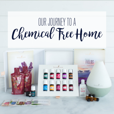 Our Journey To A Chemical Free Home
