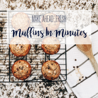 How To Freeze Muffin Batter For Fresh Muffins In Minutes