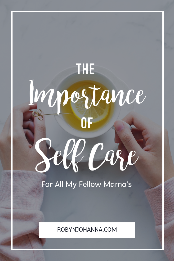 Mama, you set the bar for how you are treated. It's time to put yourself at the top of your priority list. It's time to stop the mom guilt and normalize self care. Are you with me?