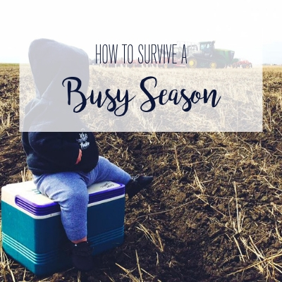How To Survive A Busy Season