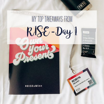 rise weekend day 1